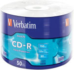 Verbatim CD-R 700MB 52X Suport Rotund 50buc. 43787