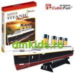 CubicFun Mini Titanic s3017h Puzzle