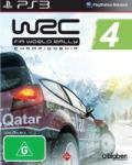Bigben Interactive WRC 4 FIA World Rally Championship (PS3) Játékprogram