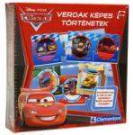 Clementoni Cars 2 Verdák - képes történetek