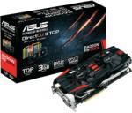 ASUS Radeon R9 280X DirectCU II 3GB GDDR5 384bit PCIe (R9280X-DC2T-3GD5) Videokártya