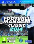 SEGA Football Manager Classic 2014 (PS Vita) Játékprogram