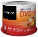 Sony DVD-R 4.7GB 16x - Henger 50db (50DMR47SP)