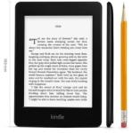Amazon Kindle Paperwhite II (2013 Next Generation)