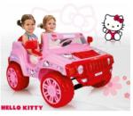 INJUSA Masinuta electrica Hello Kitty 12 V