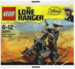 LEGO Disney - The Lone Ranger - Lone Ranger hajtánya (30260)
