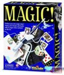 4M Kidz Labs - Magic! Bűvészdoboz 12 fantasztikus trükk (50735)
