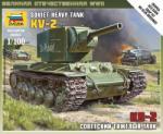 Zvezda KV-2 1/100 6202