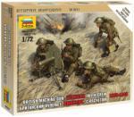 Zvezda British Machine Gun w/Crew 39-42 1/72 6167