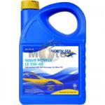 North Sea Lubricants NSL WAVE POWER LE 5W-40 4L