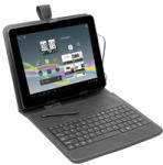 """Tracer Tablet Case with mini USB Keyboard 7"""" - Black (43253)"""