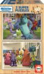 Educa Monsters University 2x50 (15608) Puzzle