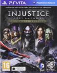 Warner Bros. Interactive Injustice Gods Among Us [Ultimate Edition] (PS Vita) Software - jocuri