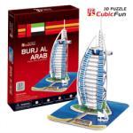 CubicFun Burj al-Arab (C065H) Puzzle