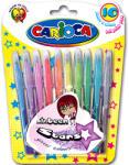 Carioca Carioca Csillámos mini golyóstoll szett (10db)