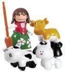 Piccoli Mondi - Super Farm - Set Lady Farm (EP25264) Figurina