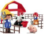 Piccoli Mondi - Super Farm - Set de joaca cu figurine (EP25288) Figurina