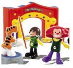 Piccoli Mondi - Super Circus - Set de joaca cu figurine (EP25332) Figurina