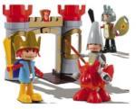 Piccoli Mondi - Wizard and Dragon - Set de joaca cu figurine (EP25394) Figurina