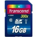 Transcend Premium SDHC 16GB UHS-I Class 10 TS16GSDU1