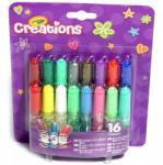Crayola Creations Lemosható csillámos ragasztó (16db)