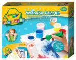 Crayola Mini Kids Lemosható festőkészlet (81-8112)
