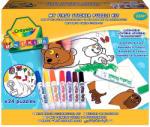 Crayola Mini Kids matricás puzzle kicsiknek (81-8113)