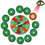 DJECO Horlogium - Melyik időpontot választotta a néző? bűvésztrükk