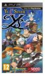 XSEED Games YS Seven (PSP) Játékprogram
