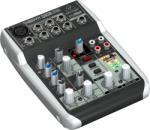 BEHRINGER XENYX Q502USB Mixer audio