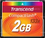 Transcend CompactFlash 2GB 133x (CF) (TS2GCF133)