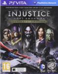 Warner Bros. Interactive Injustice Gods Among Us [Ultimate Edition] (PS Vita)