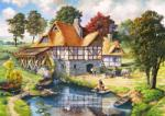 Castorland Water Mill Cottage 2000 (200498) Puzzle