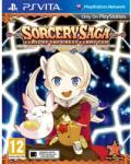 Aksys Sorcery Saga Curse of the Great Curry God (PS Vita) Játékprogram