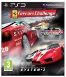 System 3 Ferrari Challenge Trofeo Pirelli Deluxe + Supercar Challenge (PS3) Játékprogram