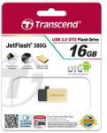 Transcend JetFlash 380 16GB (TS16GJF380) Флаш памет