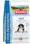 Biomill Swiss Professional Maxi Junior 12kg