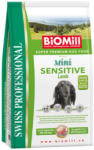 Biomill Swiss Professional Mini Sensitive lamb & rice 3kg