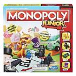 Hasbro Monopoly Junior - új kiadás (A6984)
