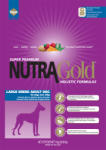 NutraGold Holistic Large Breed Adult 2 x 15kg
