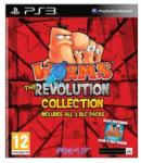 Mastertronic Worms The Revolution Collection (PS3) Játékprogram