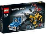 LEGO Munkagépek 42023