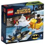 LEGO DC Comics Super Heroes - Batman - Leszámolás Pingvinnel (76010)
