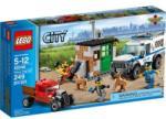 LEGO Rendőrkutyás egység 60048