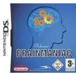 White Park Bay Software Professor Brainmaniac (Nintendo DS) Software - jocuri