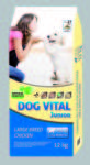 DOG VITAL Junior Large Breed Chicken 12kg
