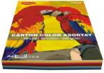 DACO Carton colorat A4 asortat DACO 240 g/mp