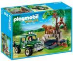 Playmobil Terepjárós vadőr tigrisekkel és orángutánokkal (5416)