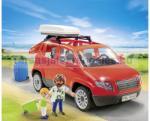 Playmobil Tetőcsomagtartós családi autó (5436)