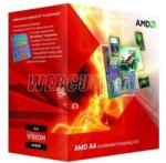 AMD A4-4020 Dual-Core 3.2GHz FM2 Processzor